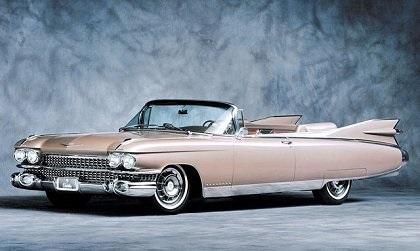 Cadillac Eldorado Convertible, 1959