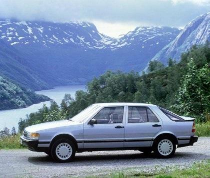 1984 Saab 9000 (ItalDesign)