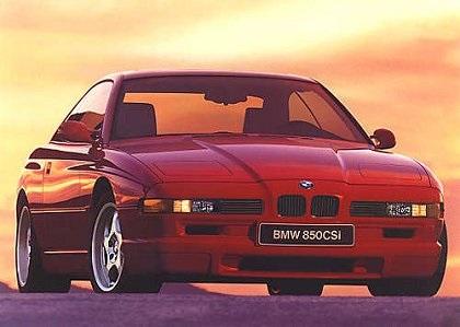 1989 BMW 850