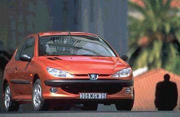 1998 Peugeot 206 (Pininfarina)