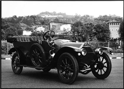 1912 Fiat Tipo Zero (Pininfarina)