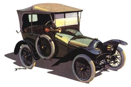 1913 Peugeot Bebe