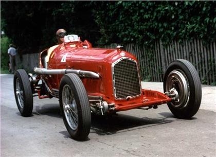 1932 Alfa Romeo P3 Monoposto (Tipo B)