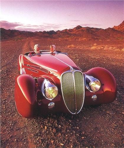 1939 Delahaye 165 Cabriolet (Figoni et Falaschi)