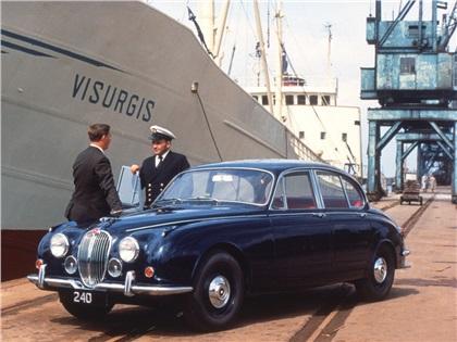 1959 Jaguar Mk2 (Mark 2, 240, 340)