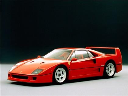 1987 Ferrari F40 (Pininfarina)