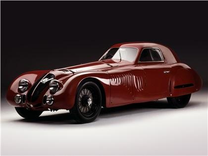 1938 Alfa Romeo 8C 2900 B Le Mans Speciale (Touring)