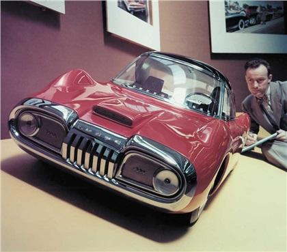1950 Ford Muroc