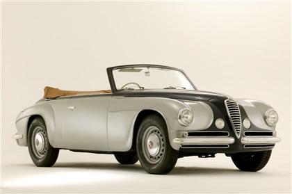 1951 Alfa Romeo 6C 2500 SS Villa d'Este Cabriolet (Touring)