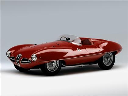 1952 Alfa Romeo C52 Disco Volante (Touring)
