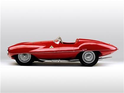 1952 Alfa Romeo C52 Disco Volante Touring Concepts