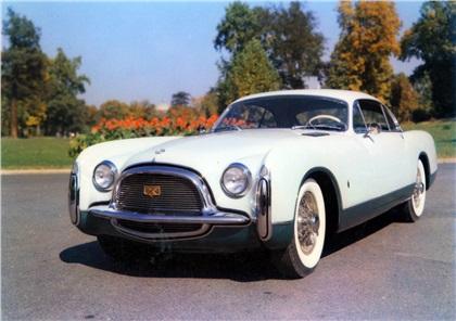 1952 Chrysler Special (Ghia)