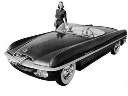 1953 Dodge Firearrow I (Ghia)