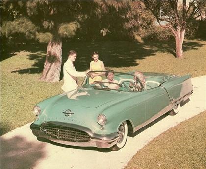 1953 Oldsmobile Starfire Convertible