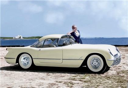 1954 Chevrolet Corvette Convertible Coupe