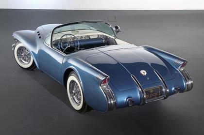 1954 Buick Wildcat Ii Concepts