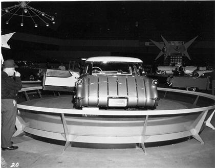 Chevrolet Nomad, 1954 - Chicago Motorama