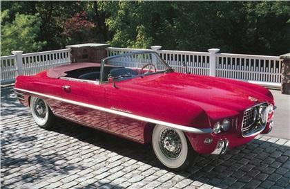 1954 Dodge Firebomb - Firearrow IV (Ghia)
