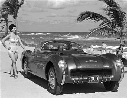 1954 Pontiac Bonneville Special