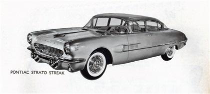 1954 Pontiac Strato-Streak