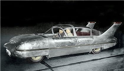 1955 Borgward Traumwagen