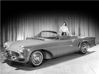 1955 Buick Wildcat III