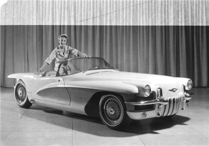 Cadillac La Salle II Roadster, 1955