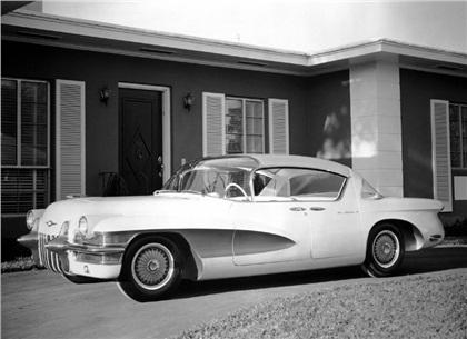1955 Cadillac La Salle II Hardtop Sedan