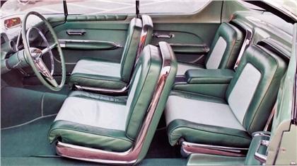 Chevrolet Biscayne, 1955 - Interior