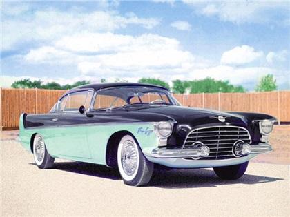 1955 Chrysler Flight Sweep II (Ghia)
