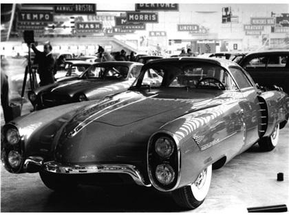 Lincoln Indianapolis, 1955 - Turín Auto Show