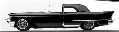 Cadillac Eldorado Brougham Town Car, 1956