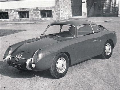 1957 Abarth Fiat 750 GT Coupe (Zagato)