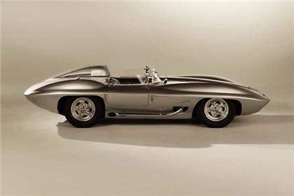 Chevrolet Corvette Stingray Hybrid Concept on 1959 Chevrolet Corvette Stingray   Concepts