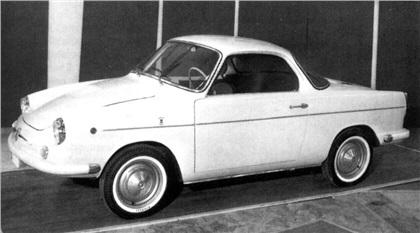 1960 Fiat 500 Coupe (Moretti)