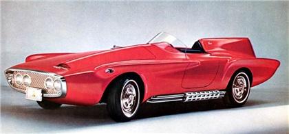 1960 Plymouth XNR (Ghia)