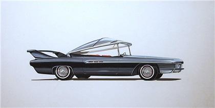 1961 Chrysler TurboFlite (Ghia)