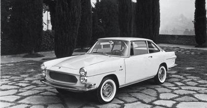 1961 Fiat 1300/1500 Coupe (Francis Lombardi)