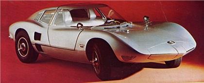 1962 Chevrolet Corvair Monza GT
