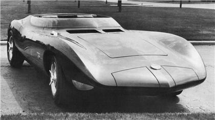 1962 Chevrolet Corvair Monza SS