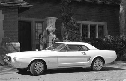 1963 Ford Mustang II Prototype