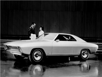 Chevrolet Chevy II Super Nova, 1964
