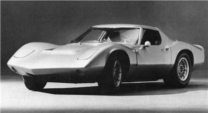 1964 Chevrolet Corvette XP-819 Rear Engine