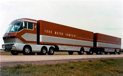 1964 Ford Turbine Truck