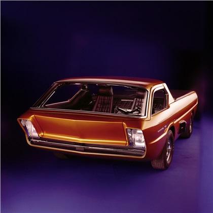1967 Dodge Deora