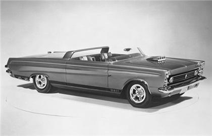 1965 Mercury Comet Cyclone Sportster