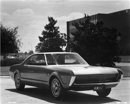 1966 American Motors AMX-II