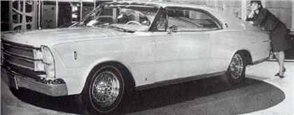 1966 Ford Magic Cruiser