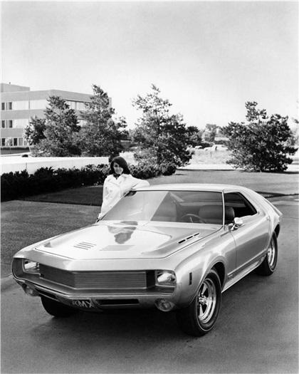 1966 American Motors Vignale AMX Prototype (Vignale)