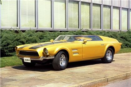 1967 Ford Allegro II Roadster